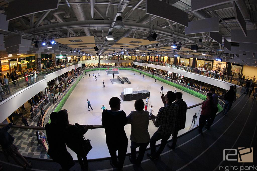 Скейт-парк ТРЦ Порт City Луцк - 10