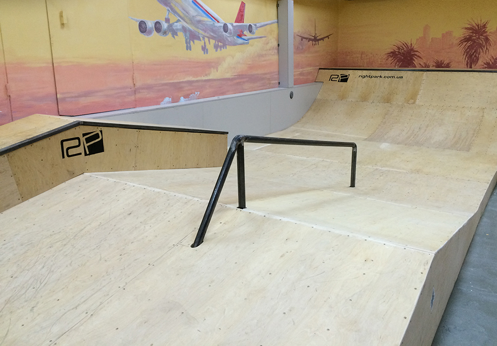Скейт-парк Born Киев