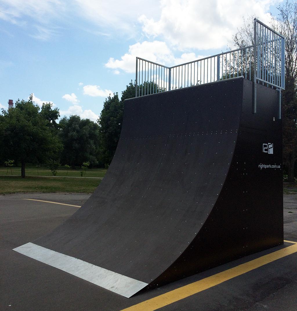 Скейт-парк Бровары 3
