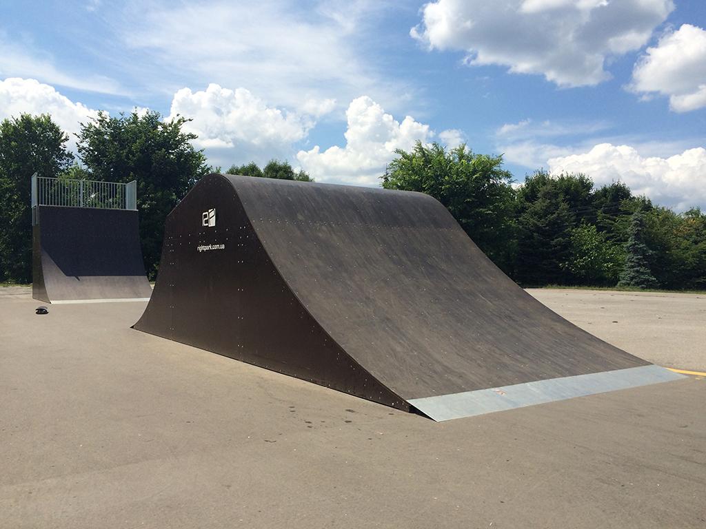 Скейт-парк Бровары 5