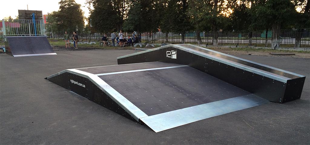 Скейт-парк Лубны - 5