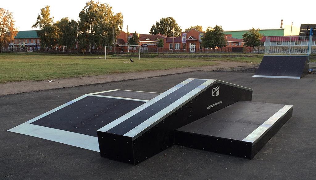 Скейт-парк Лубны - 6