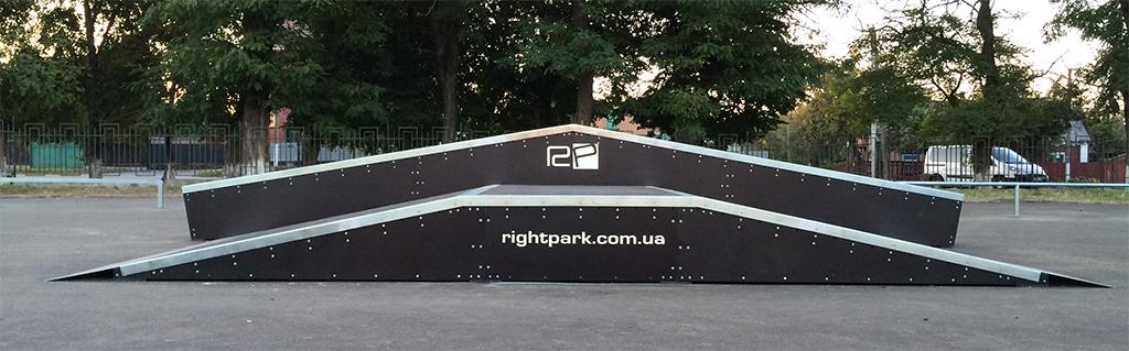 Скейт-парк Лубны - 7
