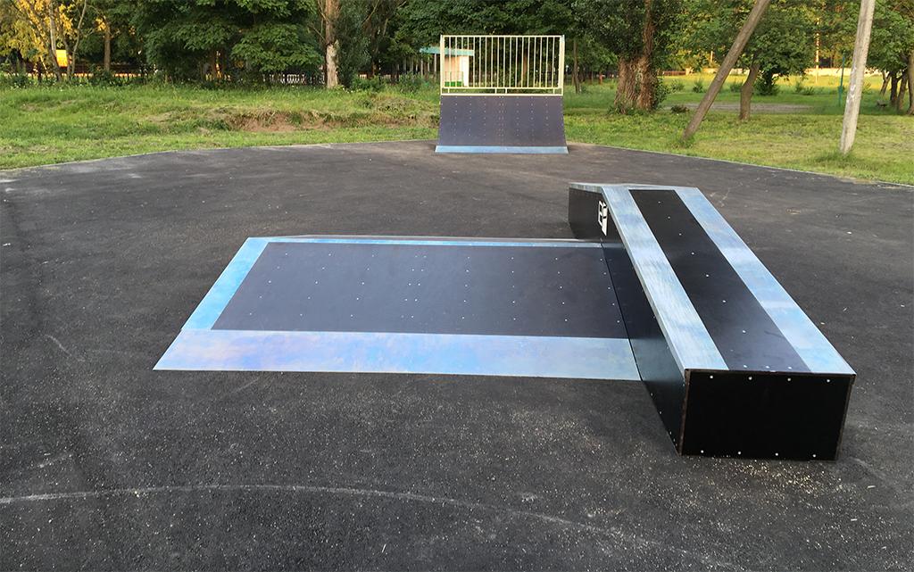 Скейт-парк Миргород - 3