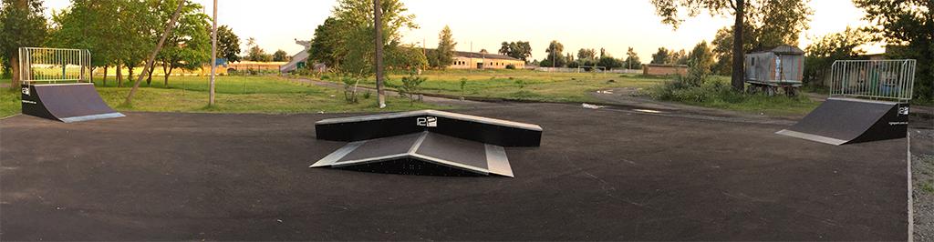 Скейт-парк Миргород - 5