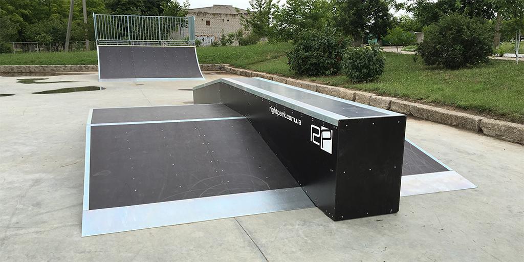 Скейт-парк Вознесенск - 5