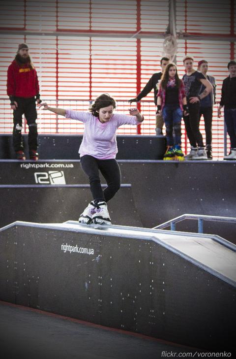 Отчет с открытия скейт-парка Бомбастик в ТЦ Приозерный Днепропетровск