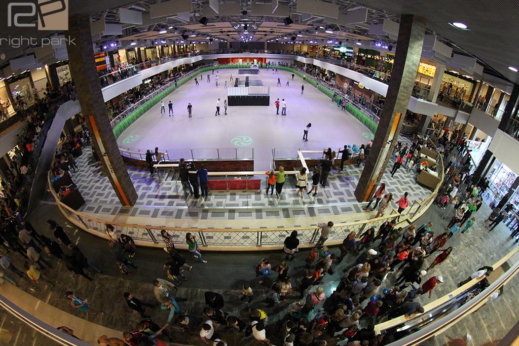 Скейт-парк ТРЦ Порт City Луцк - 8