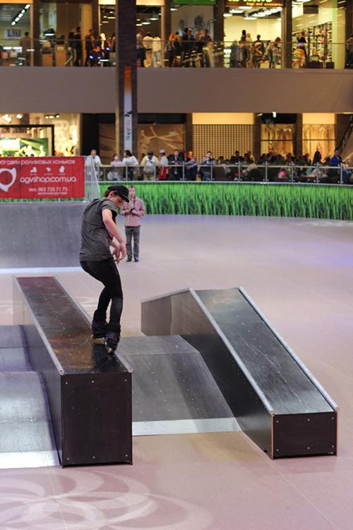 Отчет с открытия скейт-парка для роллердрома ТРЦ Порт City Луцк - 4