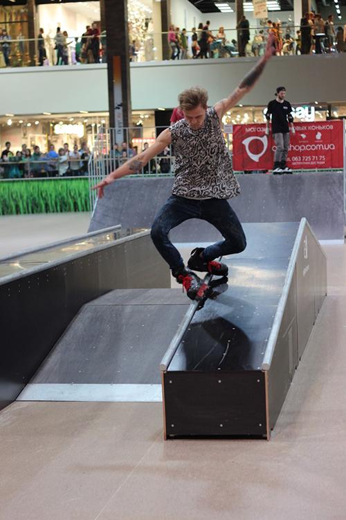 Отчет с открытия скейт-парка для роллердрома ТРЦ Порт City Луцк - 6