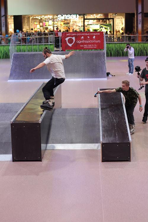 Отчет с открытия скейт-парка для роллердрома ТРЦ Порт City Луцк - 7