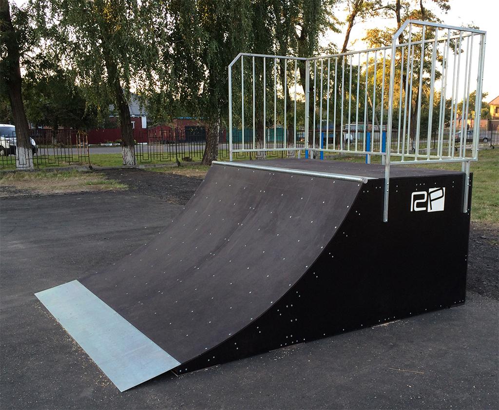 Скейт-парк Лубны - 3