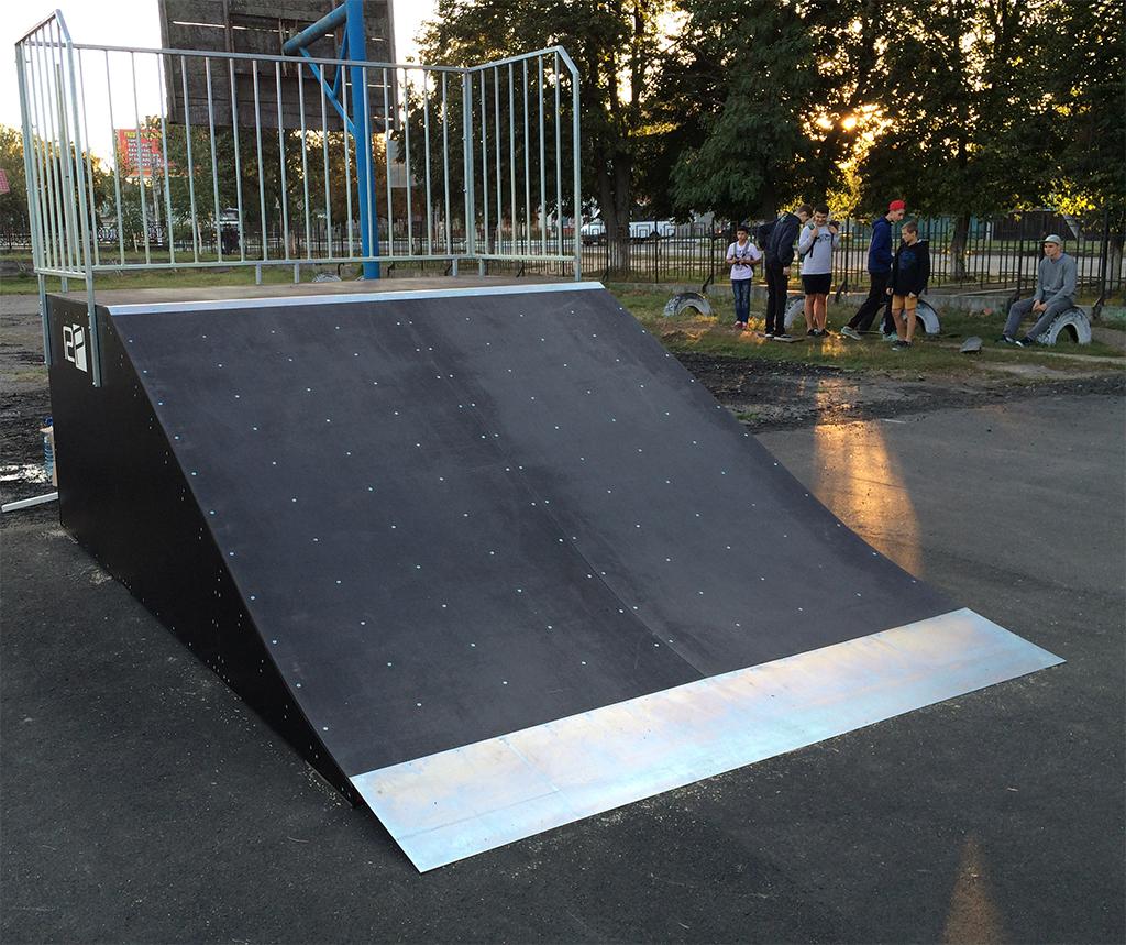 Скейт-парк Лубны - 4