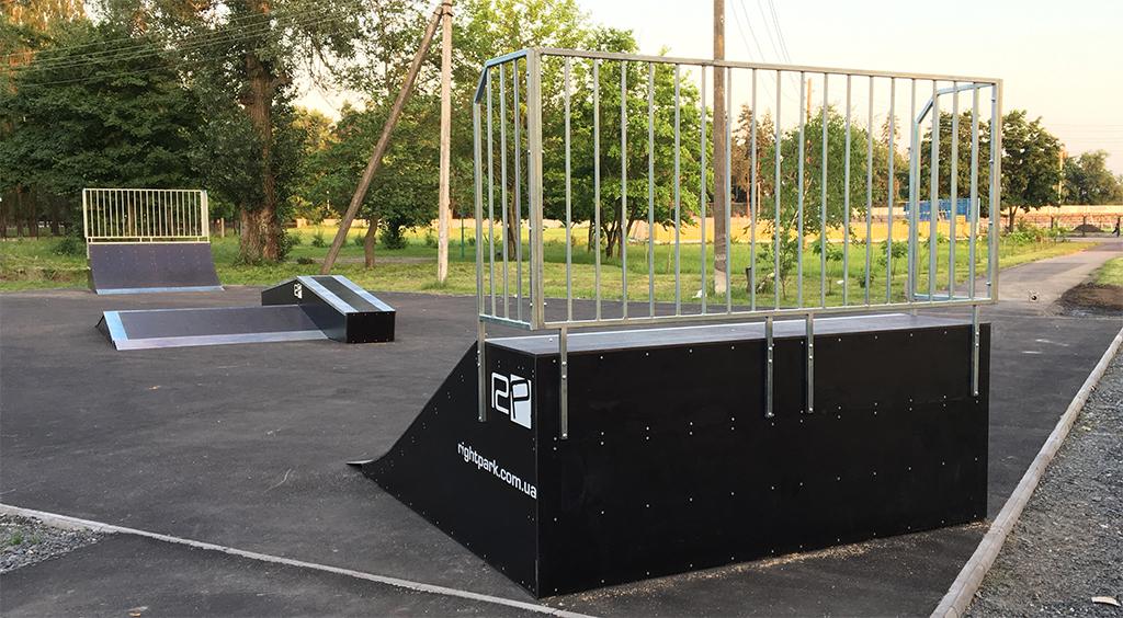 Скейт-парк Миргород - 4