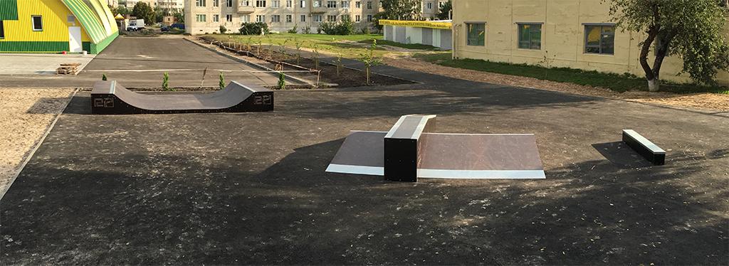 Скейт-парк Волчанск - 4
