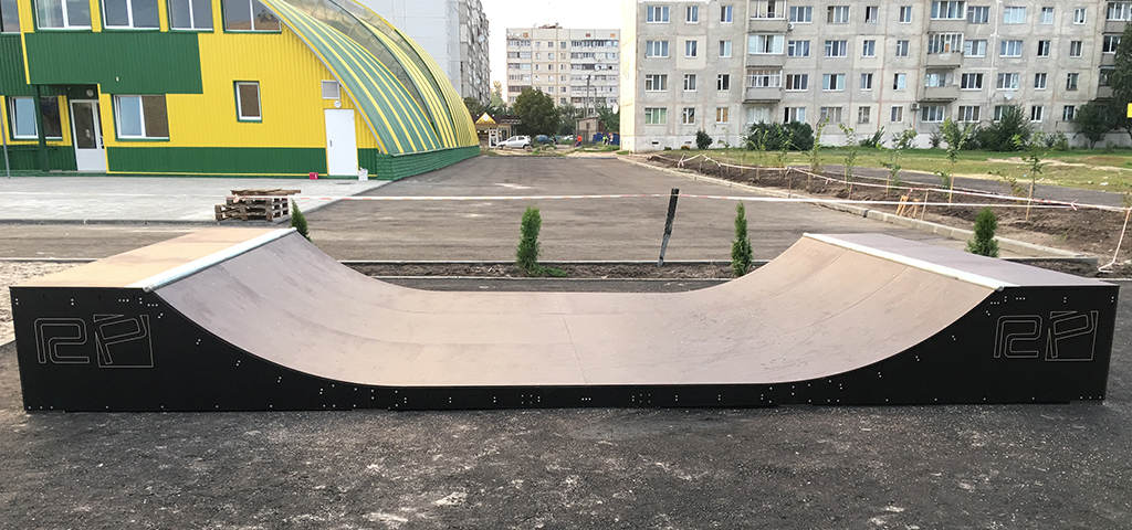 Скейт-парк Волчанск - 5