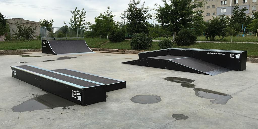 Скейт-парк Вознесенск - 3