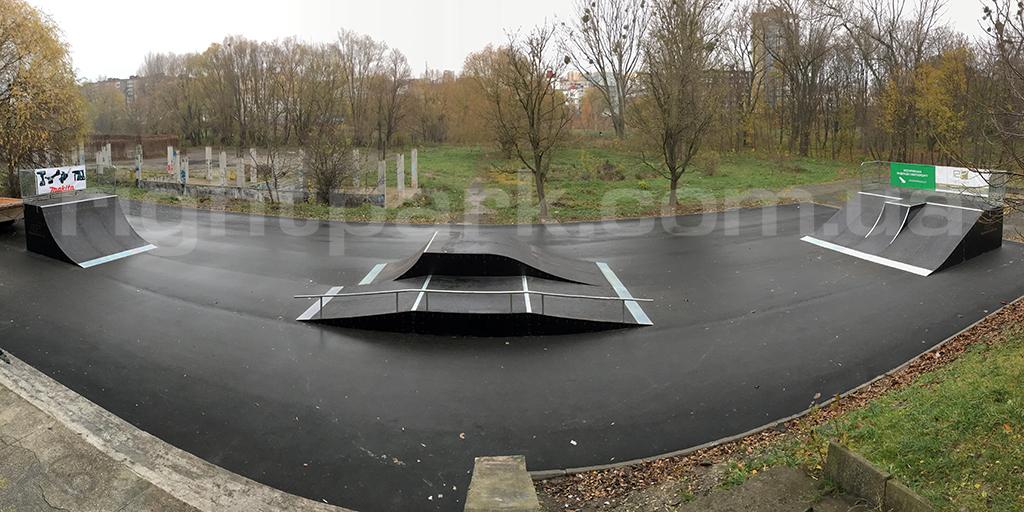 Скейт-парк Хмельницкий