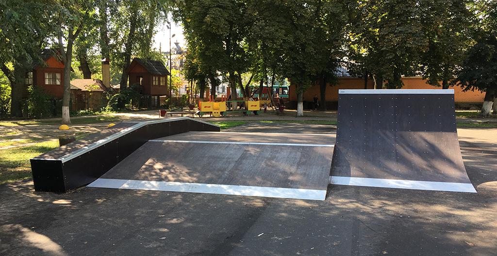Скейт-парк Борисполь