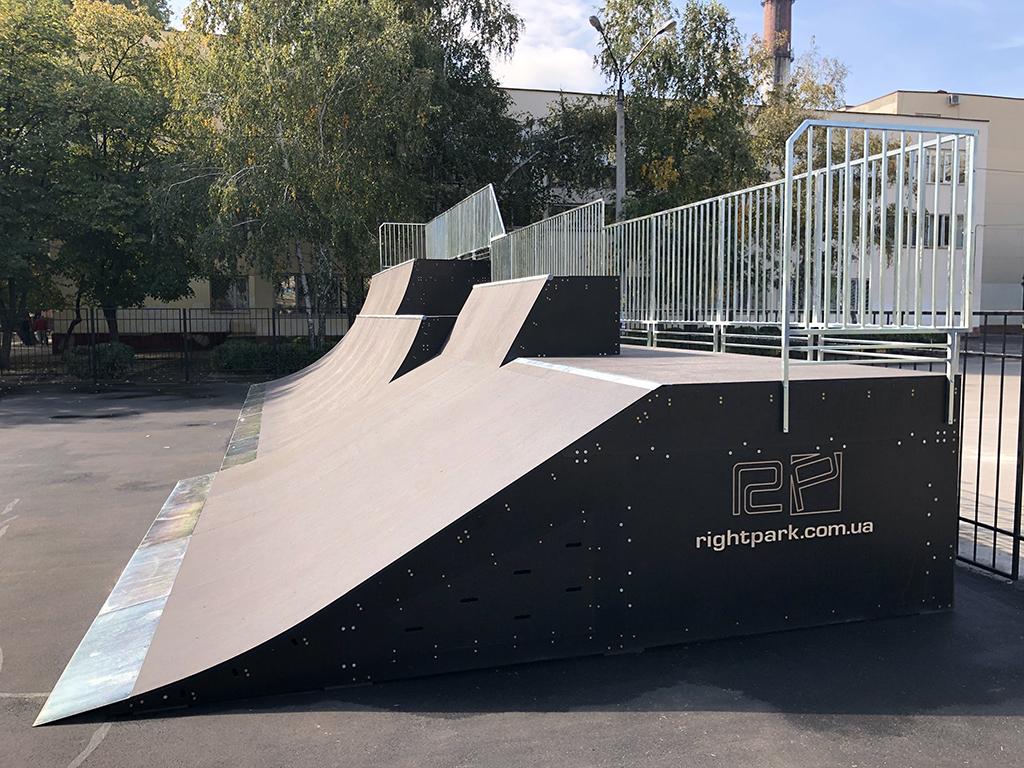 Скейт-парк Одесса