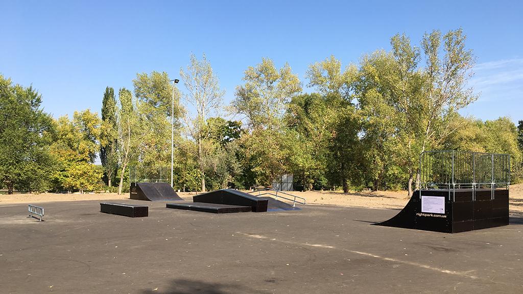 Скейт-парк Канев Черкасская область